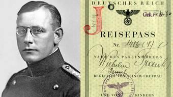 Paul Grüninger half jüdischen Flüchtlingen bei ihrer Flucht aus Deutschland.