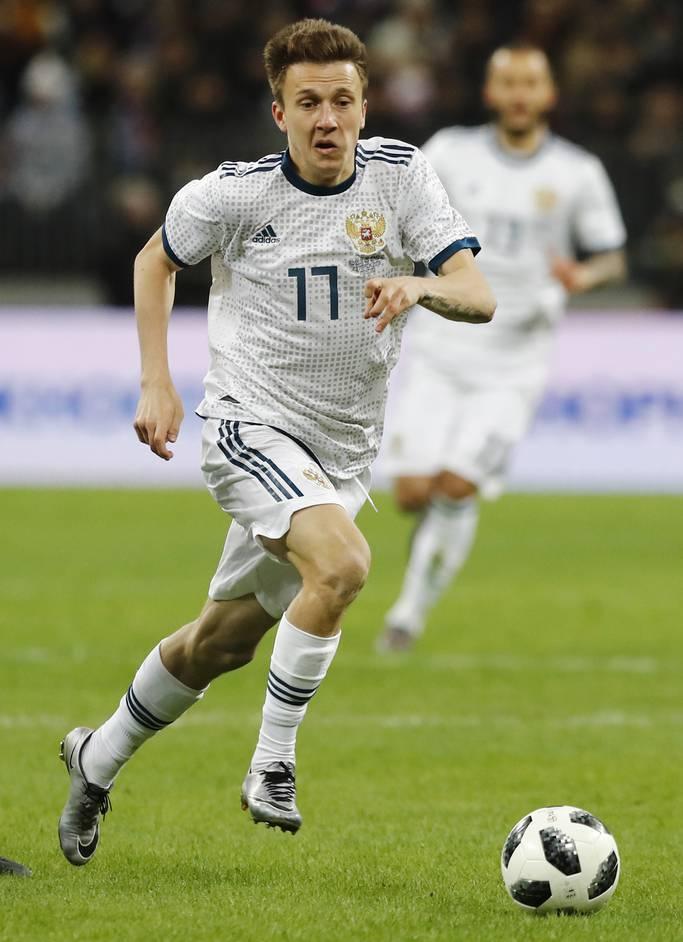 Alexander Golowin ist der einzige, der jugendlichen Titelträger, der den Sprung ins A-Team geschafft hat.
