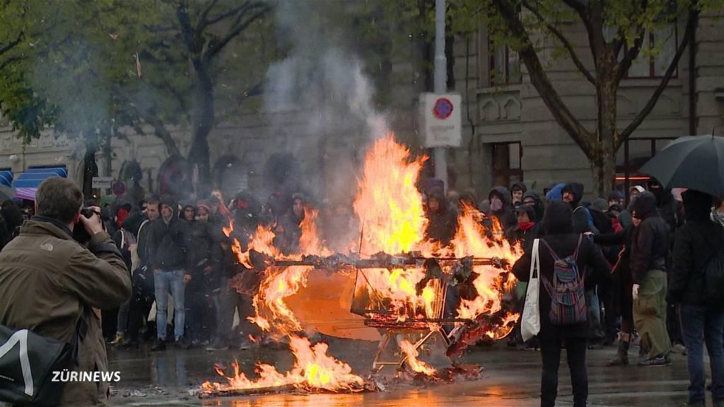 1. Mai-Demonstrationen angekündigt: Wie reagiert die Polizei?