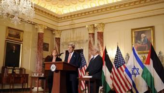 Friedensabkommen in neun Monaten geplant