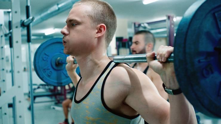 Muskelkult: Der von Sven Schelker gespielte David wird im Film zum «Goliath» – mithilfe von Steroiden.
