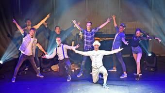 Klassik meets Breakdance: Die Aufführung Breaking Mozart im Oltner Stadttheater