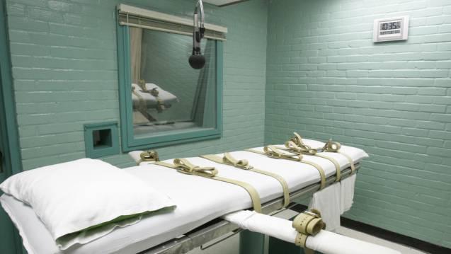 Todeszelle im Gefängnis in Huntsville im US-Bundesstaat Texas. (Archivbild)