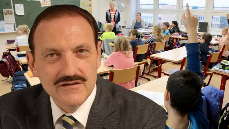 Beat Zemp will keine Terror-Kontrollen an Schulen.