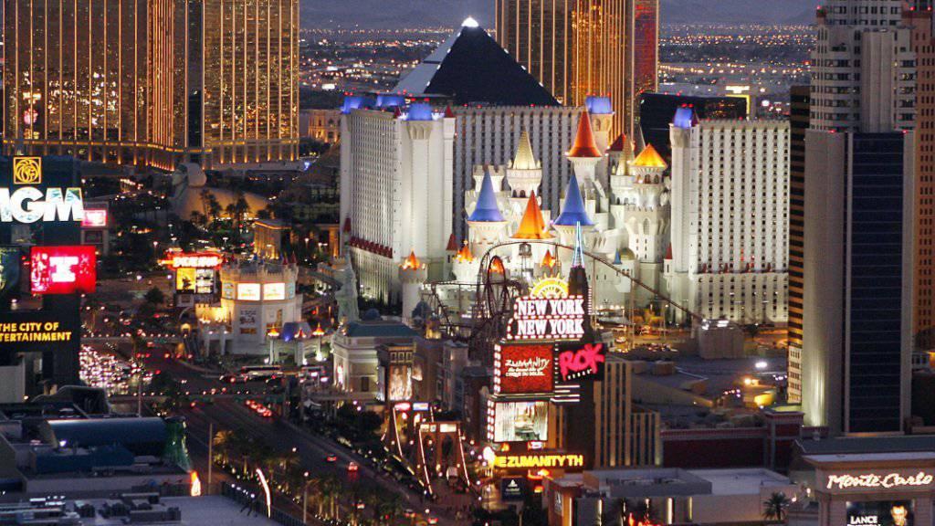Die Glücksspielmetropole Las Vegas erhält ab der Saison 2017/2018 ein NHL-Team