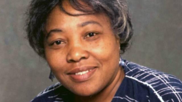 Mary Virginia Jones auf einer Aufnahme um 1990 (Archiv)