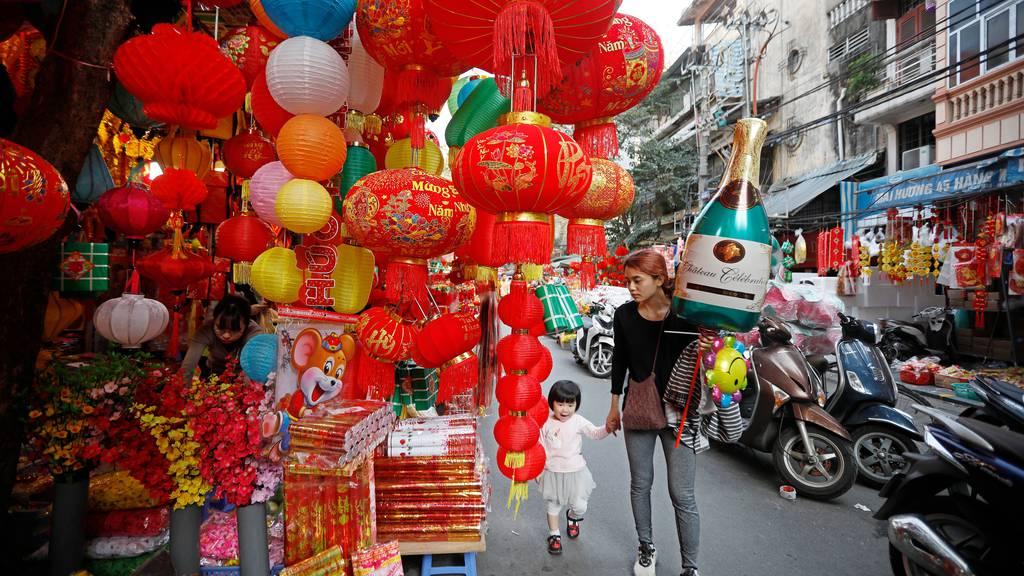 In Vietnam boomt die Wirtschaft. Die Schweiz würde sich gern ein Stück von diesem Kuchen abschneiden.