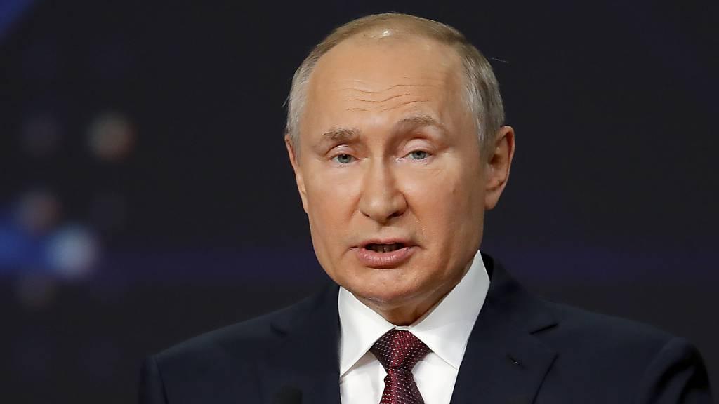 Putin besiegelt Ausstieg aus Vertrag über Beobachtungsflüge