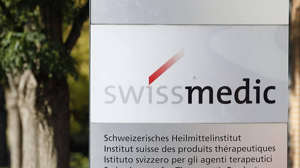 Schlangestehen für die Zulassung im beschleunigten Verfahren: Das Schweizerische Heilmittelinstitut in Bern.
