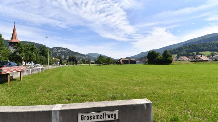 2021 soll das auf Hunzikerwiese in Balsthal geplante Demenzzentrum eröffnen.
