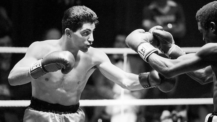 Enrico Scacchia war einst einer der schillerndsten Schweizer Boxer