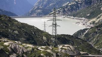 Dieser Strom vom Grimselpass profitiert vom Heimatschutz des Kantons Bern.