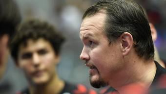 HSC-Trainer Misha Kaufmann zeigt sich vor dem Cup-Achtelfinal bei den Kadetten zuversichtlich.