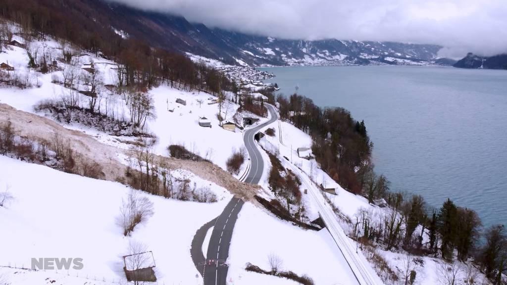 Höchste Lawinengefahr: Oberried nur noch auf dem Wasserweg erreichbar