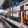 Grünes Licht für einen weiteren Ausbau des Bahnnetzes: Der Nationalrat will bis ins Jahr 2035 knapp 13 Milliarden Franken sprechen. (Themenbild)