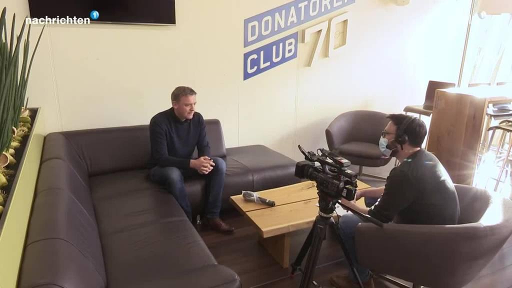 neuer FCL Präsident im Interview
