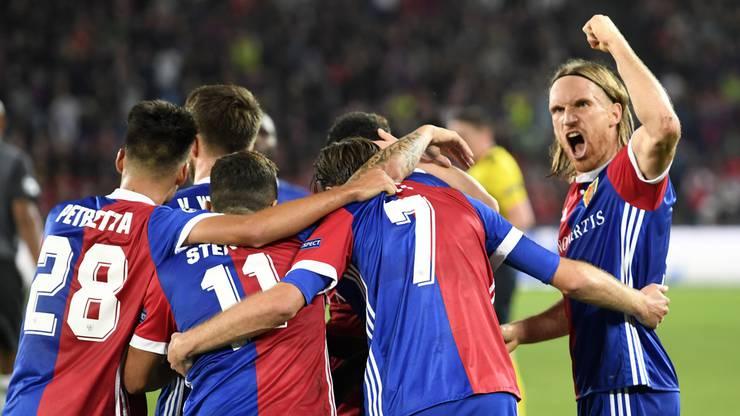 Alles Wissenswerte rund um den FC Basel gibt's hier in unserem Liveblog. Klicken Sie sich gerne durch die Bilder der Saison...