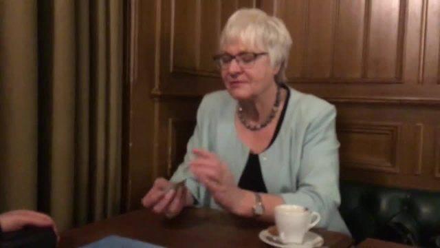 Rosmarie Quadranti Interview