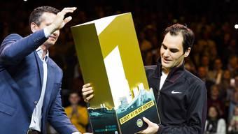 Roger Federer ist zurück auf dem Tennis-Thron.