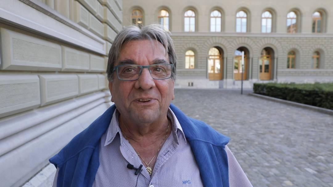 «Ich bin zufrieden mit ihr»: das sagen die Teilnehmer und Bundesrätin Karin Keller-Sutter nach dem gemeinsamen Bürgergespräch