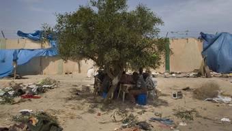 Zerstörung in Misrata