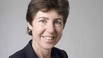 Die Zürcher CVP-Nationalrätin Kathy Riklin führt die Liste an (Archiv)