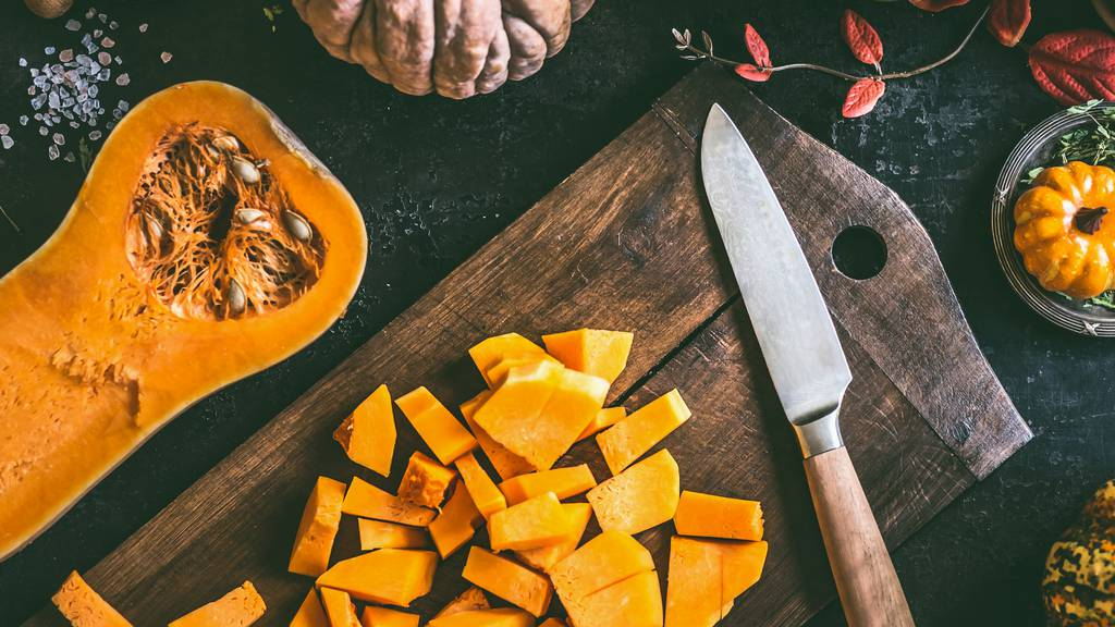 Bunte Kürbisrezepte für ein bisschen Herbstfeeling