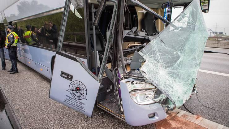 DJ Bobo befand sich nicht im verunfallten Bus.