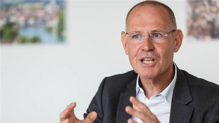 Stefan Nünlist, FDP (neu).