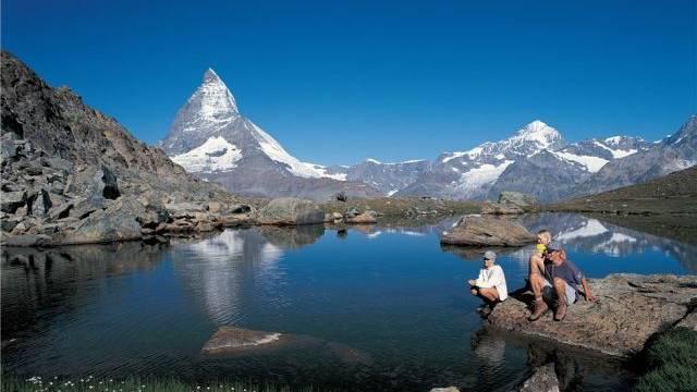 Beliebt, aber gefährlich: Das Matterhorn ist laut Bergsteigern nicht so einfach zu besteigen, wie man denkt. Foto: Christof Sonderegger - Switzerland Tourism