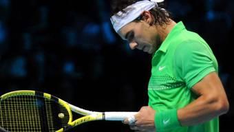 Rafael Nadal ist derzeit ausser Form