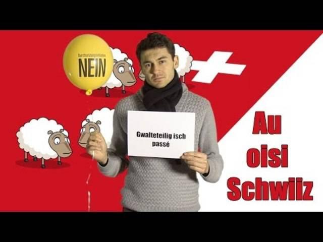 Sam National & Friends - Au oisi Schwiiz (Welcome to SVP-Parodie)