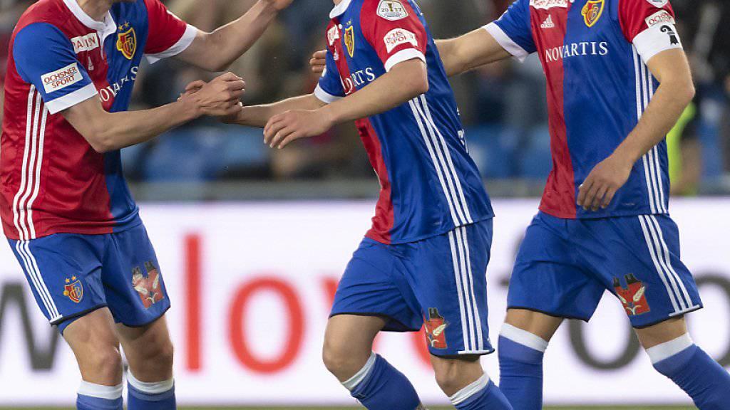 FCZ als Aufbaugegner für Basel
