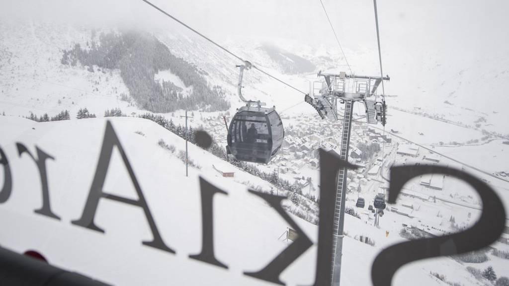 Der Ausbau der Ski-Arena Andermatt-Sedrun ist Teil des interkantonalen Programms San Gottardo 2020. (Archivbild)