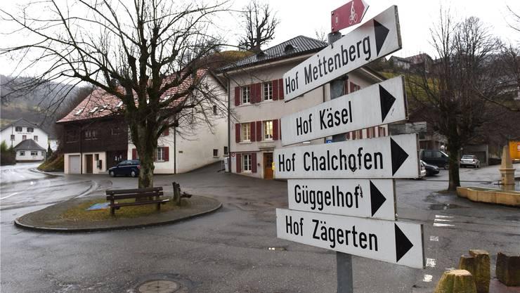In der Gemeinde Meltingen ist an Normalität momentan nicht zu denken.