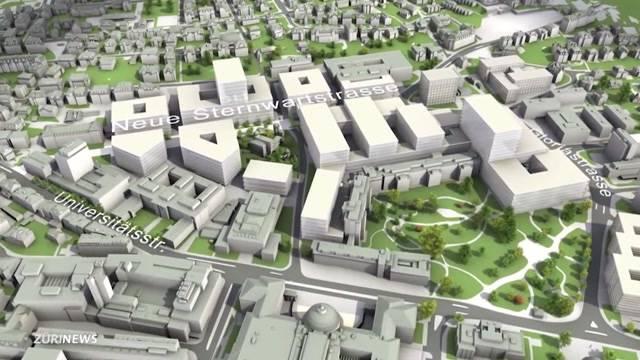 Kantonsrat setzt Richtlinien für Hochschulquartier