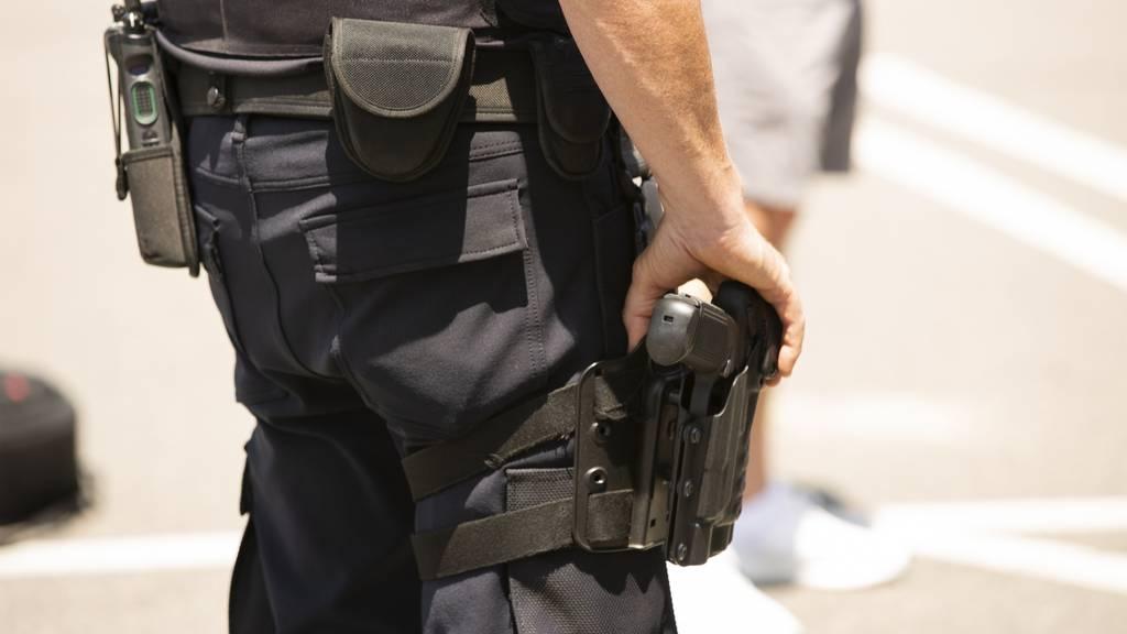 Schuss war Notwehr: Strafverfahren gegen Polizisten eingestellt