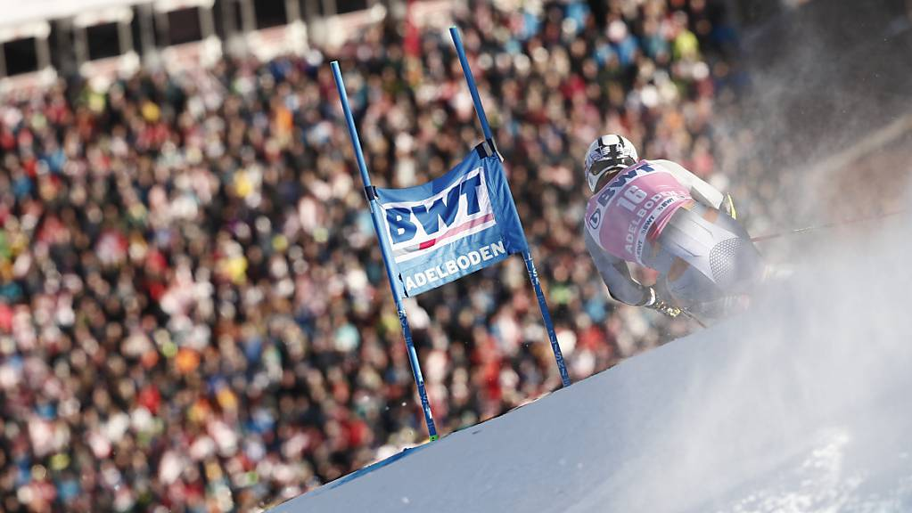In Adelboden gibt es im nächsten Winter zwei Weltcup-Riesenslaloms - und vielleicht auch Rennen mit Zuschauern