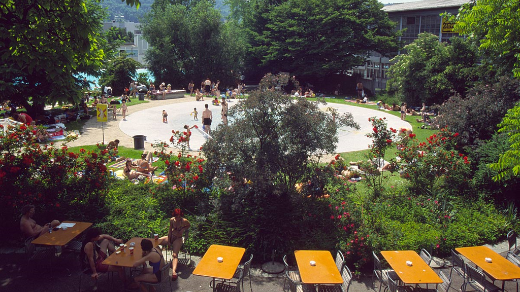 Ein Mann verstarb in der Letzi-Badi in Zürich.