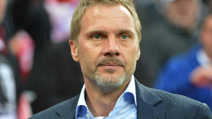 Der ehemalige Basler Trainer Thorsten Fink führt Austria Wien in die Europa-League-Qualifikation