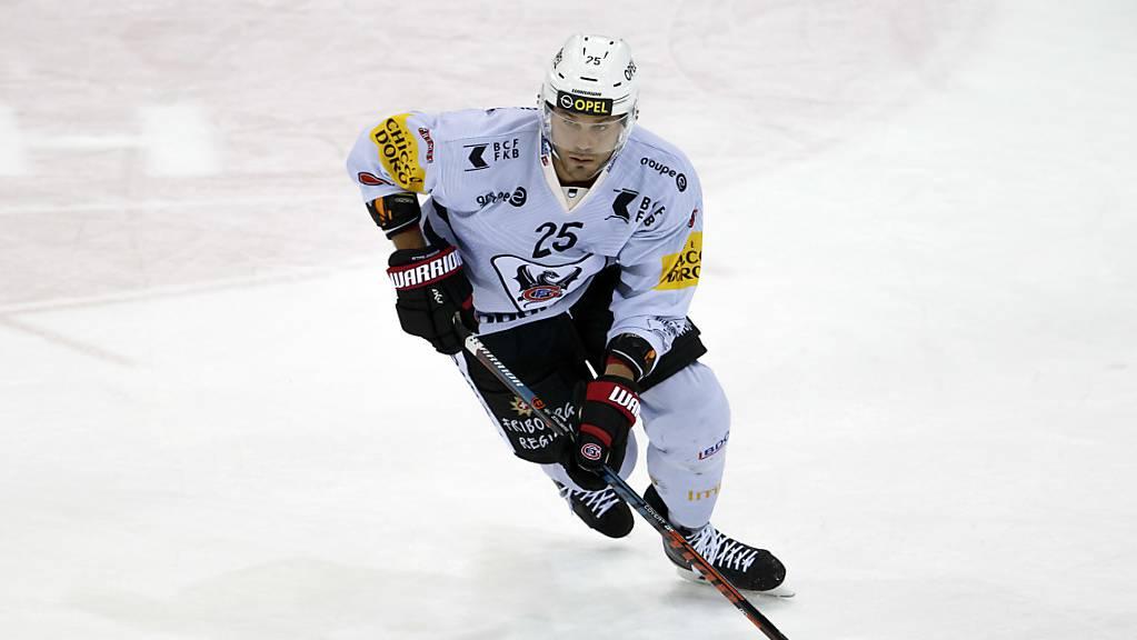 Viktor Stalberg wurde für zwei Partien gesperrt