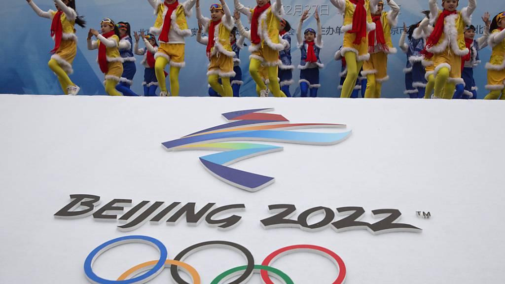Auch bei den Winterspielen in Peking sind keine ausländischen Zuschauer zugelassen