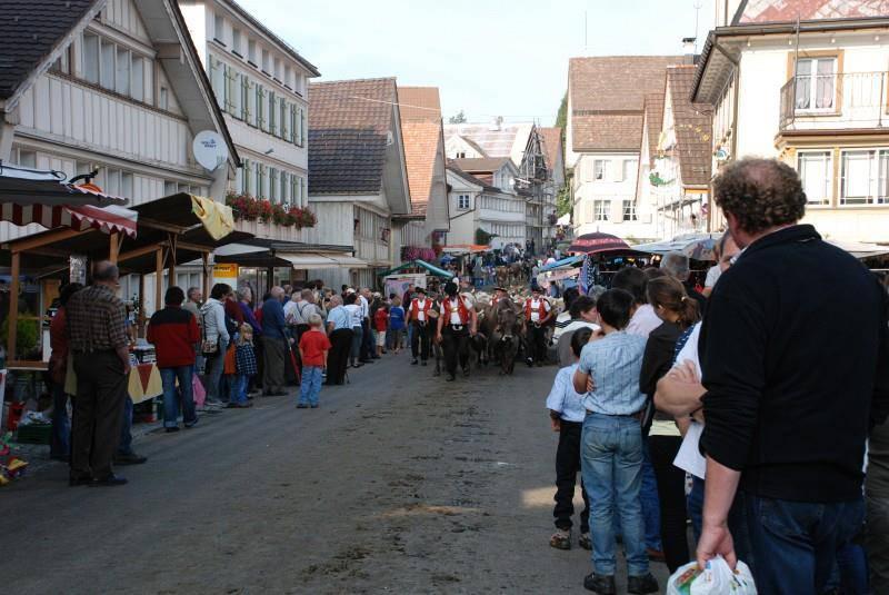 Die Gemeinde Schwellbrunn (© ZVG)