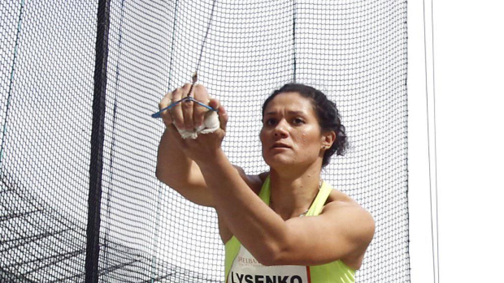 Tatjana Beloborodowa (früher Lisenko) blieb ein weiteres Mal in einer Dopingkontrolle hängen - diesmal bei einem Nachtest einer alten Probe