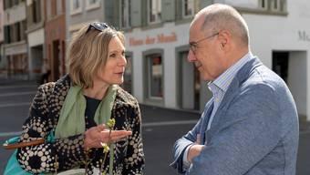 Grünen-Nationalrätin Maya Graf ist beim Rennen um die Nachfolge von Claude Janiak (SP) leicht zu favorisieren.