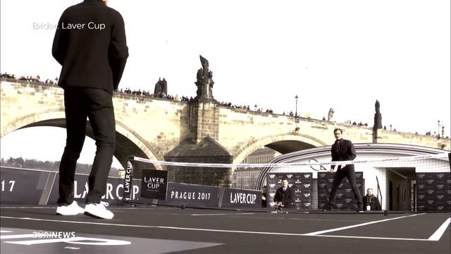 Federer und Nadal: Von Rivalen zu Teamkollegen