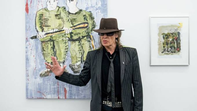 Der deutsche Rockmusiker Udo Lindenberg wird zum diesjährigen Tag der deutschen Einheit mit dem Verdienstorden der Bundesrepublik geehrt. (Archiv)