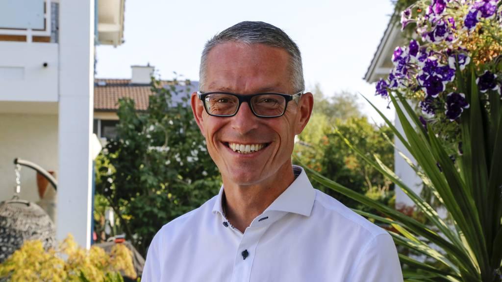 Der neue Gemeindepräsident heisst Michael Aebisegger