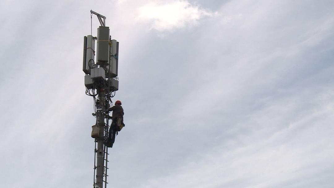 Ausser Betrieb: Schon wieder Panne auf Swisscom-Netz