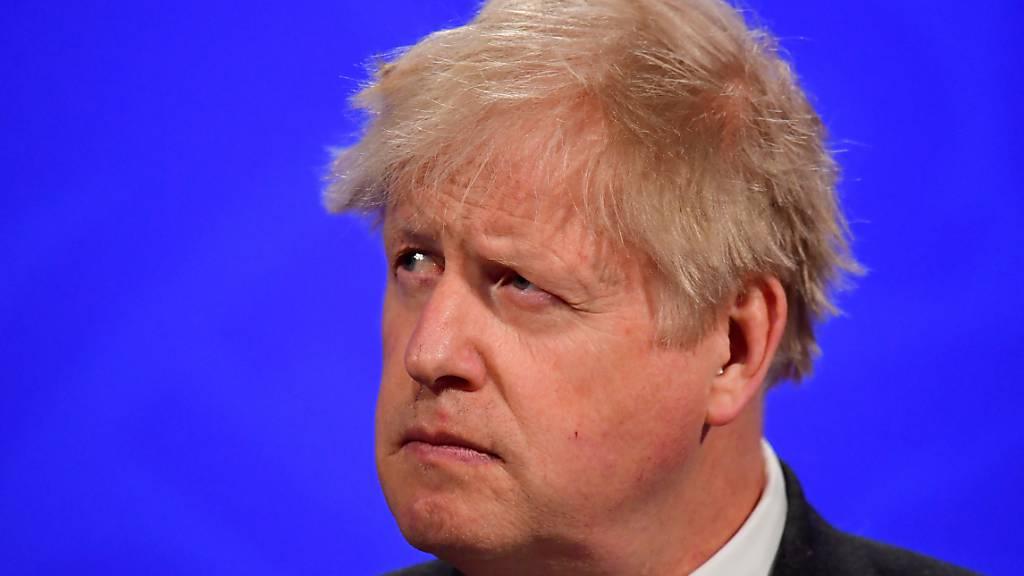 Boris Johnson streitet Kommentar über Corona-Tote ab